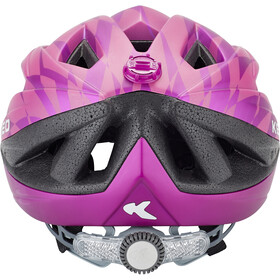 KED Street Jr. Pro Casco Niños, violet